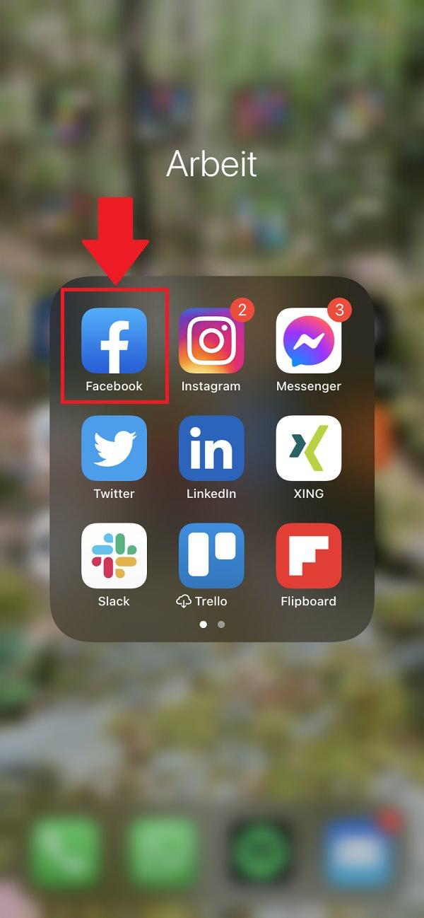 Facebook-Account gehackt, aktive Logins Facebook, aktive Facebook-Logins