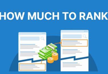 How much to rank, HMTR, Seobility, erste Seite bei Google