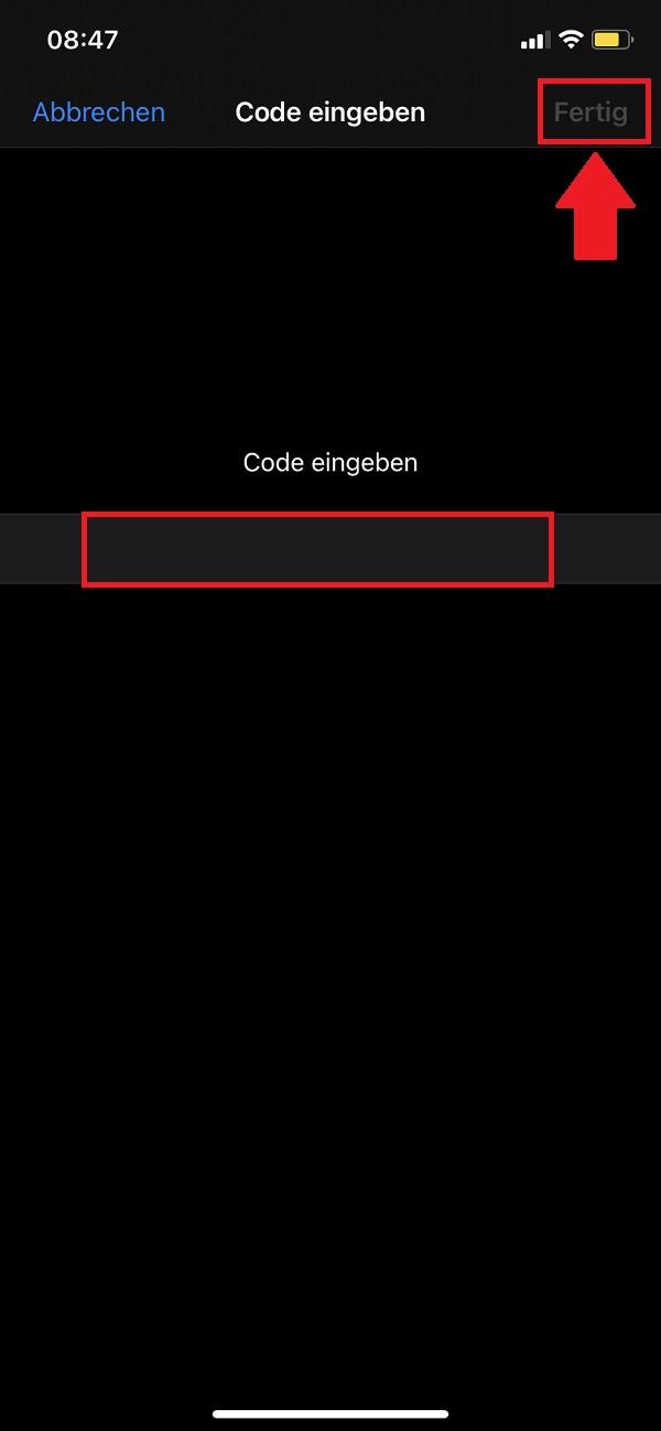 iPhone 11, Apple, iPhone Einstellungen, individuelles iPhone-Passwort erstellen