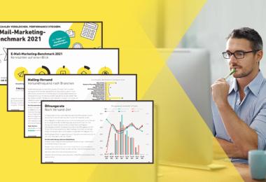 E-Mail-Marketing Inxmail Benchmark 2021