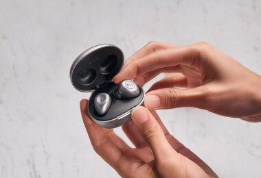 KEF Mu3, In-Ear-Kopfhörer mit Noise Cancelling