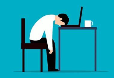 Home Office Gesundheitsschäden, Krank im Home Office, negative Auswirkungen Home Office
