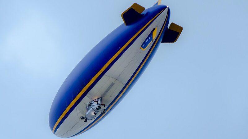 Luftschiff, Zeppelin