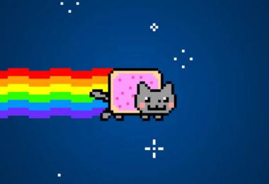 Meme, Nyan Cat, NFT