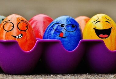 Ostereier, Easter Eggs, Google Easter Eggs