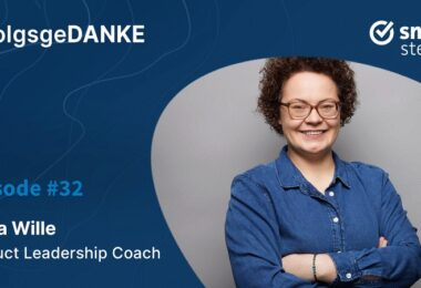 Petra Wille, Product Leadership Coach, ErfolgsgeDANKE, New Work