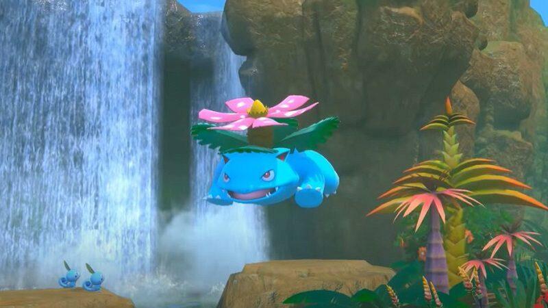 New Pokemon Snap, Games 2021, Spiele 2021, Pokémon
