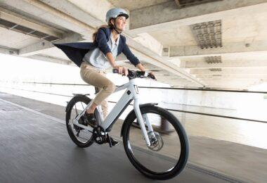 Stromer S-Pedelec ST3, Rebike, E-Bike