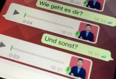 Whatsapp Sprachnachrichten, WhatsApp-Sprachnachrichten, Whatsapp-Sprachnachrichten, Whatsapp-Sprachnachricht, WhatsApp-Transkription, WhatsApp Sprachnachrichten transkribieren
