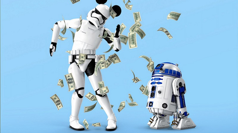 Disney Plus, Star Wars, R2D2, Sturmtruppler