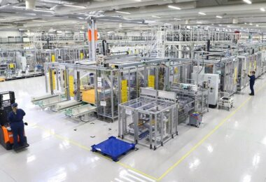 Valmet Automotive, Batteriefabrik, Elektroautos, Akkus