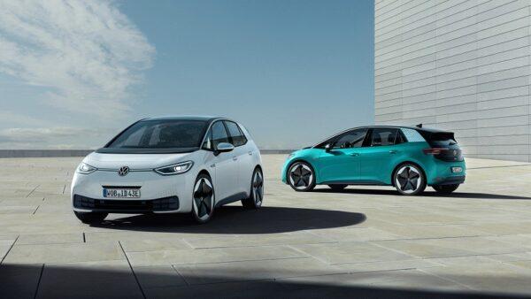 Volkswagen ID.3, VW, Elektroautos, Volkswagen-Gigafabriken