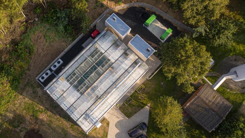 Windcloud, grünes Rechenzentrum, CO2-neutrales Rechenzentrum, CO2 FußabdruckNordfriesland