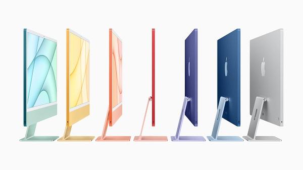 Apple Spring 2021, iMac