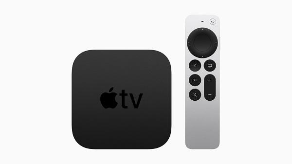 Apple TV 4K, Apple Fernbedienung, Apple Spring 2021