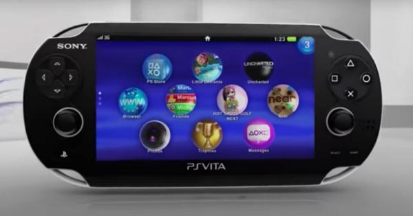 Playstation Vita, PS Vita, Konsole