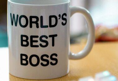 Boss, bester Boss, beste Manager, Führungskraft