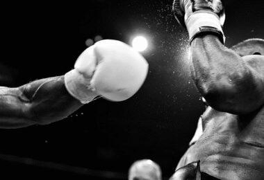 Boxen, Boxer, Boxring, Kampf, Faustschlag, Slack-Chef