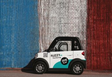 Flizzy, E-Pod, Carsharing, E-Pod-Sharing