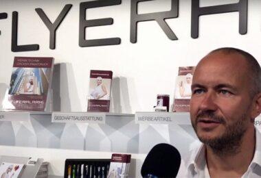 Flyeralarm, DFB, Thorsten Fischer, Sponsoring