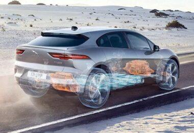 Jaguar I-PACE, Jaguar I Pace, Elektroautos, Elektroautos Tik Tok, Electric Cars Tik Tok