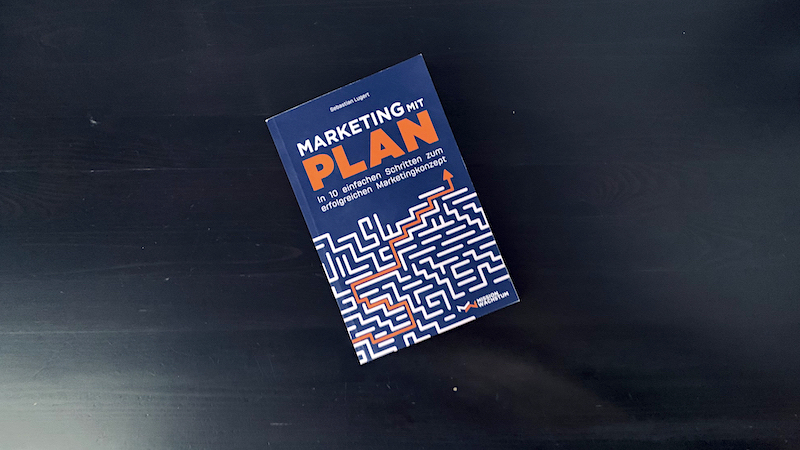 Marketing, Marketingkonzept, Rezension, Marketing mit Plan
