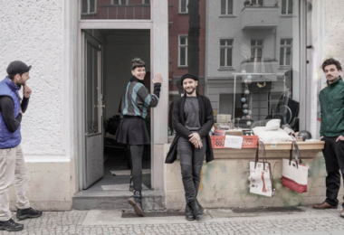 Peekup, Second-Hand, Nachhaltigkeit, Start-up, Berlin