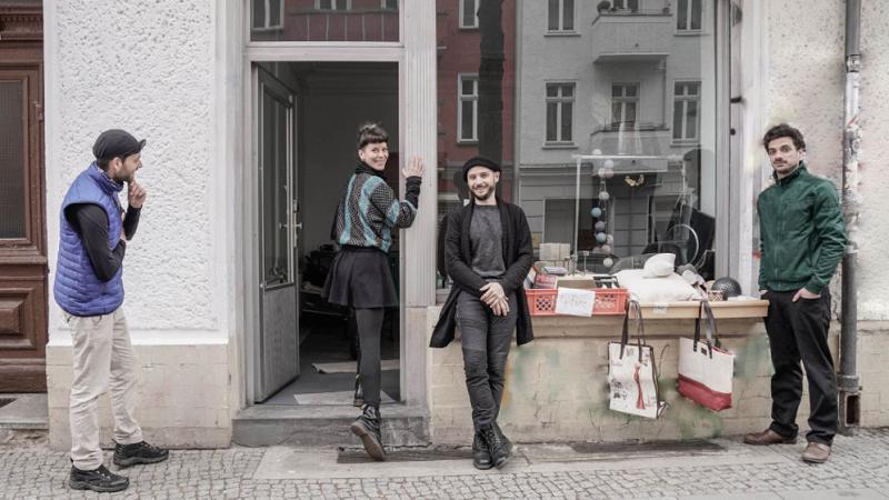 Peekup, Second-Hand, Nachhaltigkeit, Start-up, Berlin