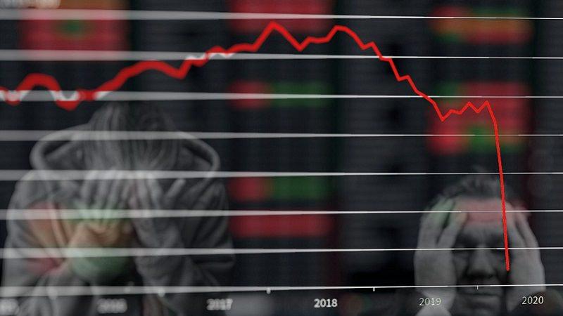 Verlust, Rezession, Aktienkurs, Aktien, Aktiendepot, Comdirect