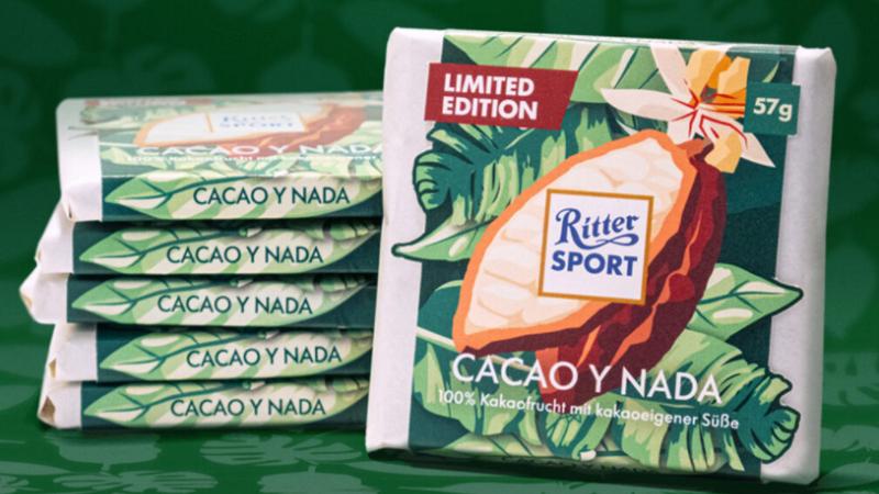 Ritter Sport, Cacao y Nada, Schokolade