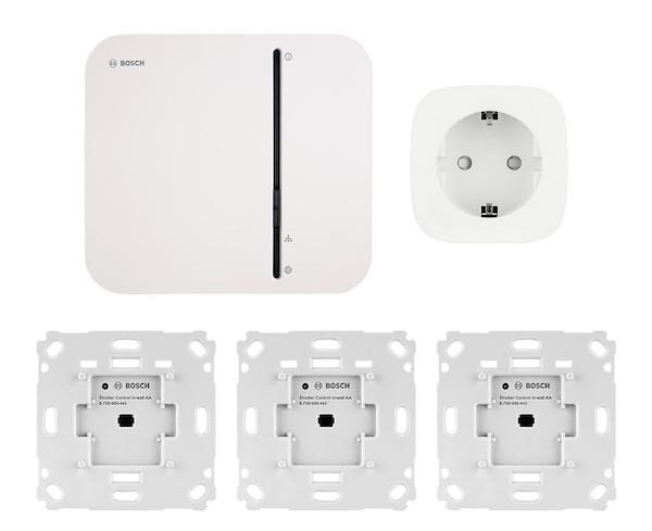 Rollladensteuerung Bosch Smart Home tink