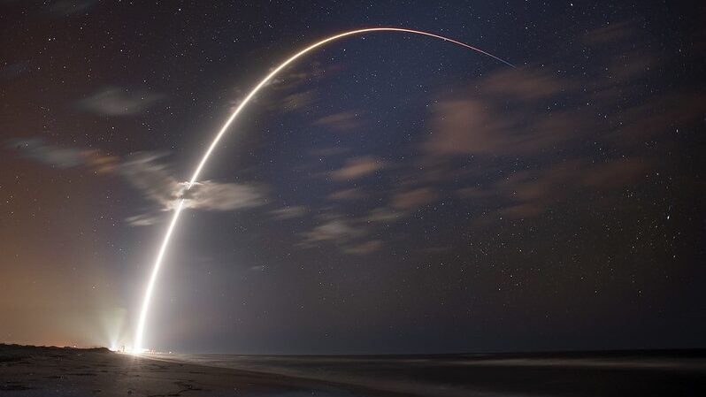 Starlink, Internet, Satellit, Elon Musk, SpaceX