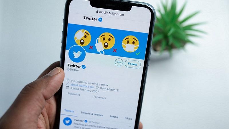 Twitter, Indien, Pandemie, Corona