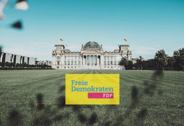 FDP, Wahlprogramm, Steuer, Mobilität, Digitalisierung, Bundestag.