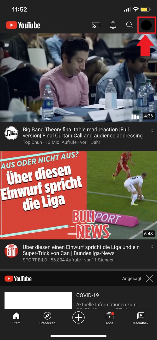 YouTube, YouTube Autoplay, YouTube spielt Videos automatisch ab