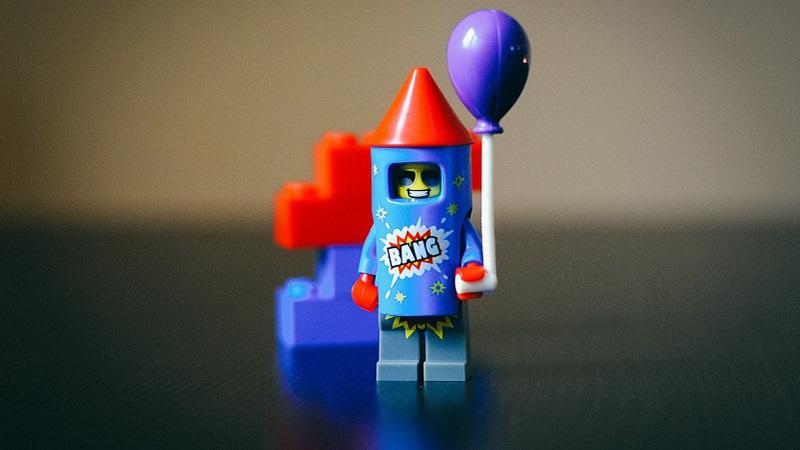 Rakete, Rocket Man, Raktenmann, Lego, Lego-Männchen, Spitzenverdiener in Deutschland
