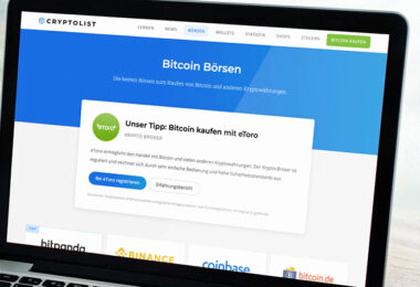 Bitcoin Börsen Wallets Cryptolist