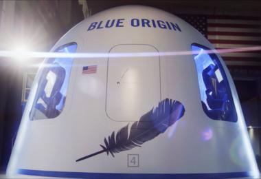 Blue Origin, Amazon, Jeff Bezos, Weltraum, Weltraumtourismus