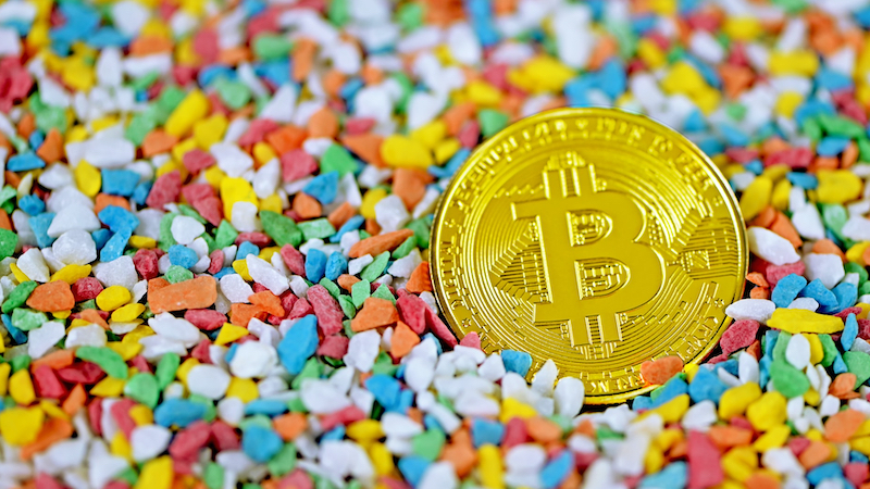 #Cryptocrash, Bitcoin, Kryptowährung