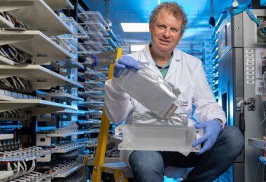 Dr. Doron Myersdorf, CEO Store Dot, E-Auto-Batterie, Akku, Elektroauto