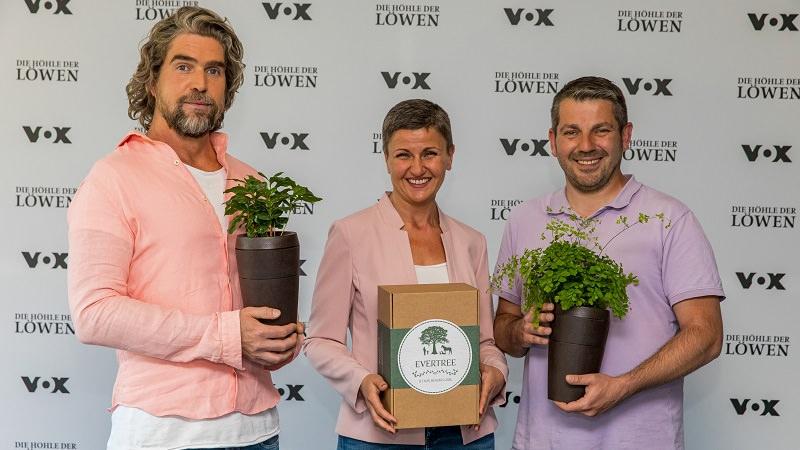 Evertree, EVERTREE, Helena Hohnke, Andreas Hohnke, Nils Glagau, Die Höhle der Löwen, DHDL