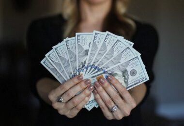 Geld, Dollar, Investment, Investition, Beteiligungshöhe