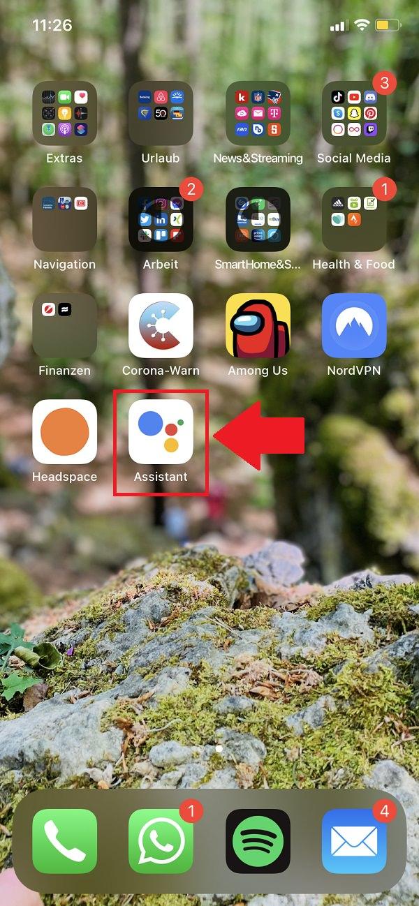 Google Assistant Gastmodus aktivieren, Google Assistent Gastmodus aktivieren