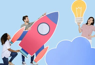 Innovation, Idee, innovative Unternehmen