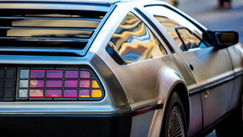 Auto, Zurück in die Zukunft
