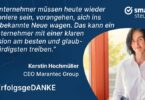 Kerstin Hochmüller, Marantec Company Group, ErfolgsgeDANKE, Podcast