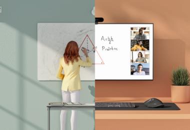Logitech Scribe Bildung Weiterbildung Remote Work