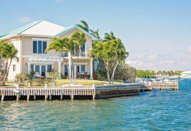 Luxusvilla, Anwesen, Cayman Islands, Steueroasen