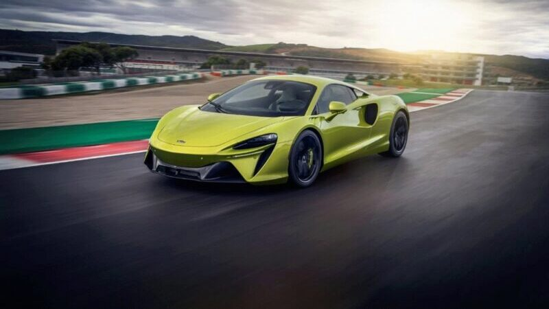McLaren Artura, Supercar, Supersportwagen, emissionsfreie Supercars, gründe Supercars