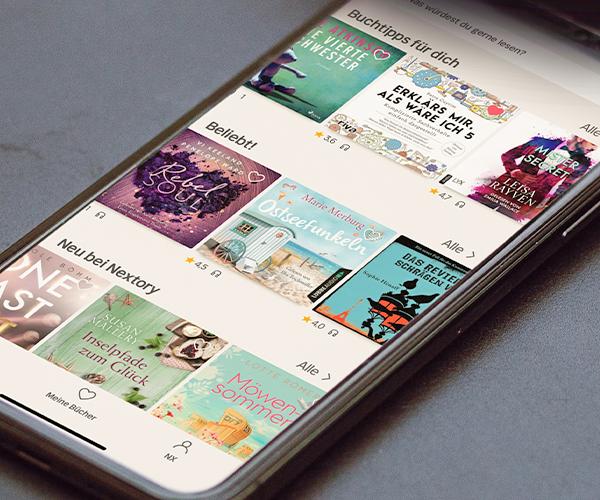 Nextory E-Books